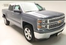 Chevrolet Silverado 1500 / Our selection of Silverado 1500's will floor you. Check out why they are calling Vernon Auto Group the most innovative dealership in the nation!