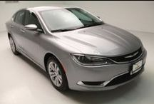 Chrysler 200 / Check out our selection of the beautiful new 200's offered to you by the most innovative dealership in the nation, Vernon Auto Group!