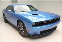 Dodge Challenger / Check out our eye catching, head turning, heart pounding collection of powerful Challengers, from the most innovative dealership in the country, Vernon Auto Group!