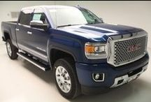 GMC Sierra 2500HD / Take a look at the Sierra 2500HD's brought to you by the most innovative dealership in the nation, Vernon Auto Group!