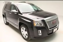 GMC Terrain / Don't mind us, just showing off our selection of beautiful Terrain's from Vernon Auto Group, the most innovative dealership in the nation!