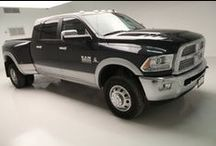 Ram 3500 Dually / These Ram 3500 Dually's are never short on horse power and are brought to you by the dealership with the transparent deals, Vernon Auto Group!