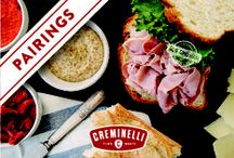 sevenhams Pairings / #ham is for sandwiches and snacking, especially when it's #nongmo, #lowsodium, and full of #protein
