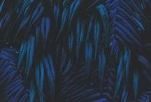 Color Palette: DARK HUE / dark color scheme