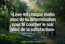 Citations-inspirations
