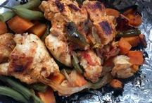 Camping Recipes / Recipes that are perfect for the campground, the backyard, or backpacking.