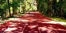RUNNING - TRACK AND FIELD