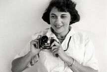 Ruth Orkin, photographer / Growing up in Hollywood during the Golden Age, it's natural that Ruth Orkin would work in photo and film media. That she later became an award-winning photojournalist and published several widely acclaimed books is a testament to innate talent.