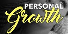 Personal Growth [For The Solopreneur] / Business is about more than making money, fame, doing what you love—whatever you do it for. It's also about growing as a person. Here's some content to start or advance with.
