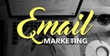 Email Marketing | Strategies + Tips For Solopreneurs / Some of the best email marketing tools and techniques available online, all gathered here for you—the strategizing solopreneur.