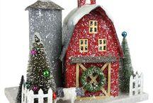 Little Glitter Houses