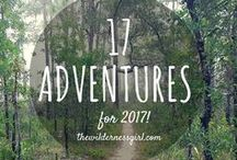 TrailJenny Blog - My best adventures, trail runs, races, recipes, and gear! / A collection of articles from my blog at http://thewildernessgirl.com