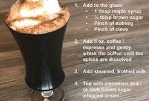 Coffee Recipes / Great coffee recipes!