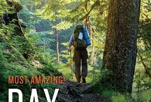 Backpacking and Hiking / Backpacking and hiking destinations, gear, tips, ideas, and motivation