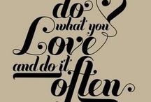 ☁ Words don't come easy ?! / by Dorien Verhasselt