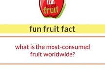 Fun Fruit Facts / Amazing Fruit Facts that will have you saying hmmmm, I think I know! Only to be surprised at the answer. Have fun with these Fun to Eat Fruit Facts and ask others to see if they know the answer.