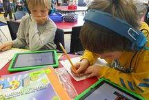 Language Arts / Phonics, Reading, Writing, Spelling, Vocabulary, Grammar / by The Cloverleaf School