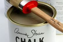 Chalk Paint® decorative paint by Annie Sloan / by Melange on Main