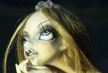 Dolls / Galina Dmitruk, a doll artist