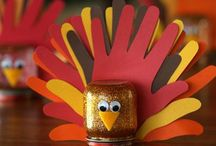 Thanksgiving / Thanksgiving craft projects and DIY. / by Blueprint Social