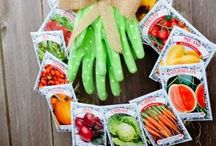 Summer and Garden / Beat the heat with these craft and DIY ideas. / by Blueprint Social