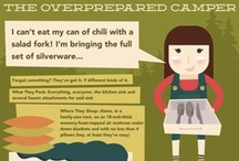 Survive Outside or otherwise! / Camping, outdoor living, survival, apocalyptic tips.