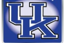 Kentucky Basketball  / by Kyndra Brown