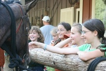 Girls' Camp at Butte Creek Scout Ranch / by CPC BSA