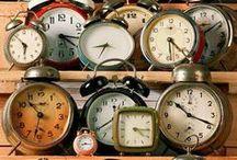 Clocks / Clocks / by Kim Hochman Aguayo