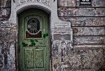 Doors / by Kim Hochman Aguayo