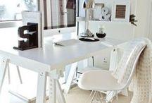Studio / Office / working space decor