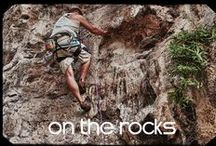 On the Rocks / Climbing was one of the first adventures we ever did during our travels and at one point in time, we were constantly at the crag or in the gym climbing on walls or rocks. Getting outdoors is a great way to connect as a couple. So while we do love getting on a rock face, you don't have to go vertical to go on the rocks. Day hikes are wonderful and we've had some good ones around the world as well as getting in a few good climbs too. | Find out more here: http://theplanetd.com/climbing-adventures/ / by The Planet D