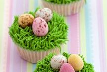 Easter Ideas / easter ideas, easter decor, springtime decor, spring DIY, spring decorations