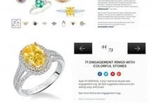 ArtCarved In The Press / ArtCarved engagement rings & wedding band press mentions and articles, online articles & blogs #ArtCarvedBridal #ArtCarvedPinterest / by ArtCarved Bridal