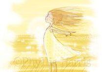 o vento / um vento bom sempre me traz de volta para a vida e para mim mesmo...  / by Neide