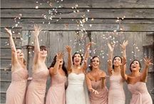 The Girls - Bridesmaids & Flower Girls / Bridesmaids, flower girls, wedding inspiration, bridesmaid dresses, accessories, bouquets, flower girl dresses, bridesmaids gifts, maid of honor and bridesmaids roles #ArtCarvedBridal #ArtCarvedPinterest / by ArtCarved Bridal