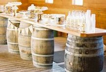 Rustic Wedding / Rustic wedding inspiration, casual chic, barn weddings, wedding inspiration, wedding reception décor #ArtCarvedBridal #ArtCarvedPinterest / by ArtCarved Bridal