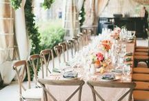 Wedding Reception Decor - Ideas & Inspiration / Wedding reception decoration, color, ideas & inspiration, floral decoration #ArtCarvedBridal #ArtCarvedPinterest / by ArtCarved Bridal