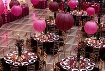 Marsala Colored Wedding / Pantone 2015 color Marsala wedding inspiration & ideas / by ArtCarved Bridal