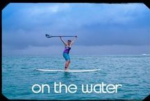 On the Water / Nothing is better on your vacation than being in the water. When we travel we like to hit the beach, the lake or get out on the sea. We've had amazing adventures on the water and here are some of the best. | Find out more here: http://theplanetd.com/water-adventures/ / by The Planet D