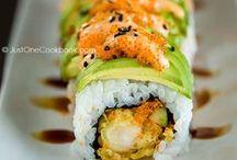 Food - Sushi! / Sushi recipes to try