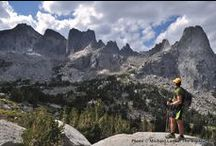 backpacking :: locations and know-how