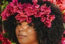 Inspirações ! *cabelo* / Black, Natural Hair, 4c