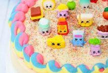 SHOPKIN PARTY IDEAS ✨ / Parties shopkins moose toys kids birthdays 7th birthday