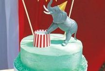 CIRCUS PARTY IDEAS✨ / Circus themed birthday parties.