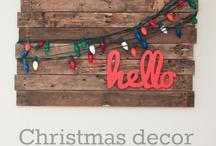 I love the holidays! / by Ashley Thomas