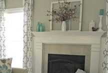 Home Decor / I love to decorate, to create, to make a home beautiful and comfortable. / by Michelle Jacobs