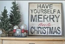 'Tis the season... / All things Christmas! Christmas decor, tree trimmings, homemade ornaments, fun holiday treats and more.