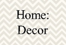 Home: Decor / I'm trying to figure out what my style is so I can start redecorating :) So far, it's very different from what I thought!