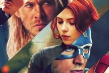 SUPERhero + SUPERvillain  / by Heather Miller